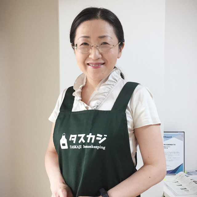 かずみ's profile|Housekeeping Matching Platform TASKAJI -from 1500 yen/hour
