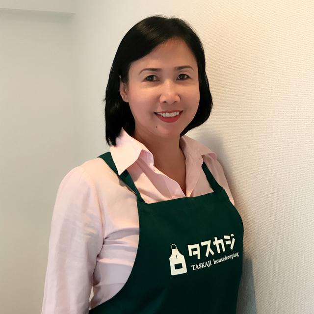 Carla's profile|Housekeeping Matching Platform TASKAJI -from 1500 yen/hour