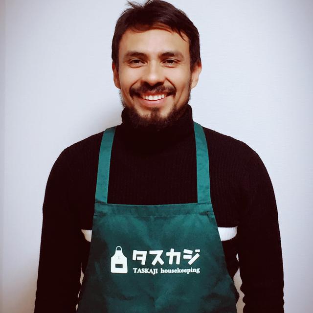 Lucas's profile|Housekeeping Matching Platform TASKAJI -from 1500 yen/hour