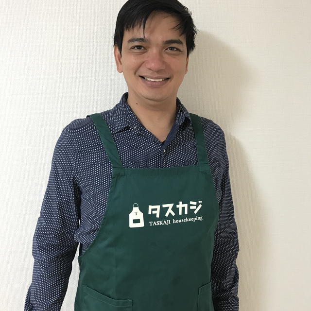 Reijiのプロフィール・評判|1時間1500円からの家事代行/家政婦マッチングサイト『タスカジ』